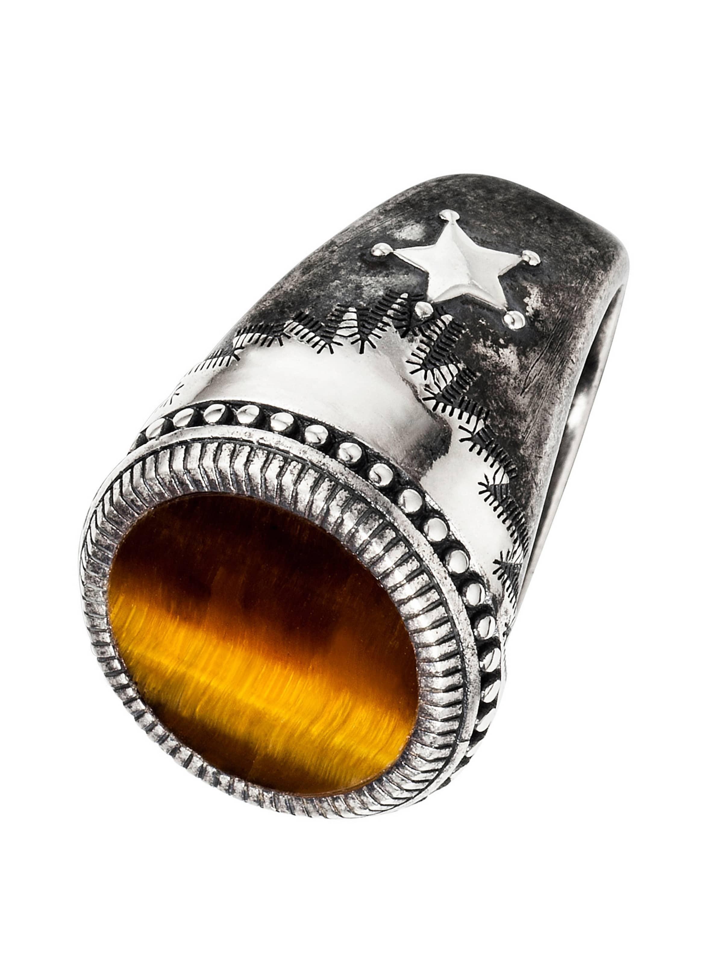 Ring In BronzeSilber Caï In BronzeSilber Caï Ring CeWxrdBo