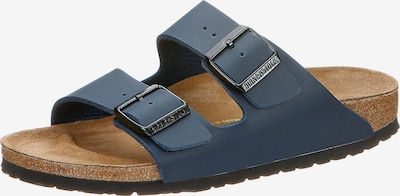 BIRKENSTOCK Pantolette  'Arizona' in blau, Produktansicht