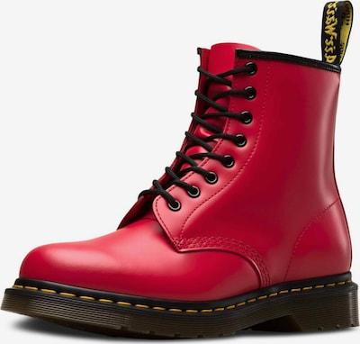 Dr. Martens Šněrovací boty '1460 Smooth' - červená, Produkt