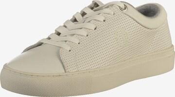s.Oliver Sneaker in Beige