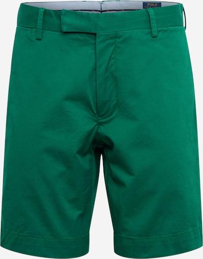 Pantaloni eleganți 'SLFHDNS-FLAT-SHORT' POLO RALPH LAUREN pe kaki, Vizualizare produs