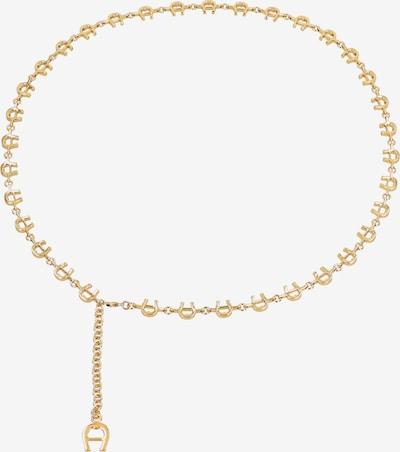 AIGNER Kettengürtel in gold, Produktansicht