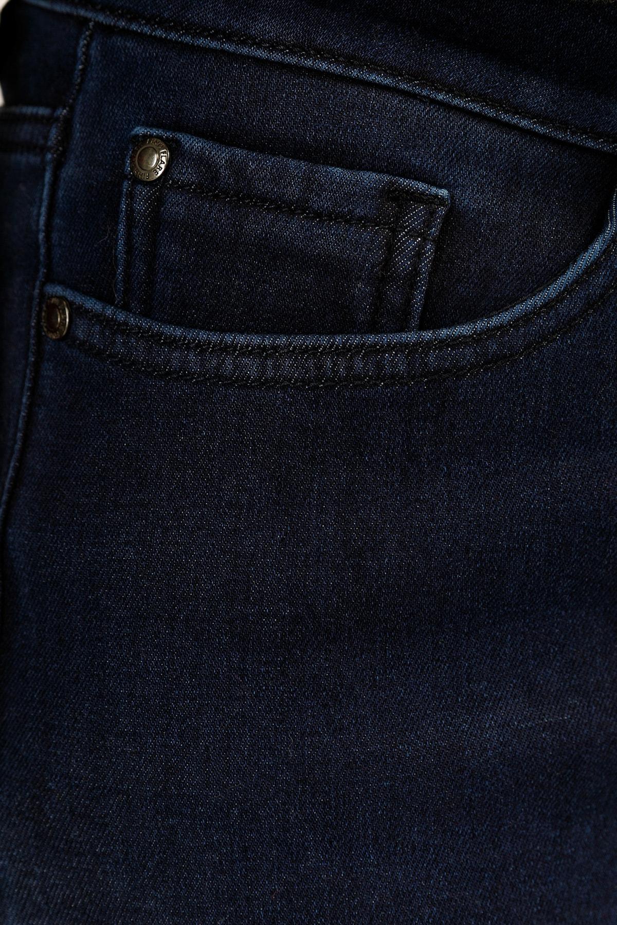 Beliebt Frauen Bekleidung Finn Flare Jeans in blue denim Zum Verkauf