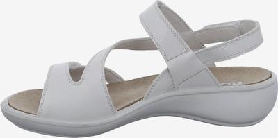 ROMIKA Komfort-Sandalen in weiß, Produktansicht