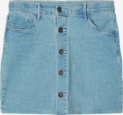NAME IT Jeansrock in blau, Produktansicht