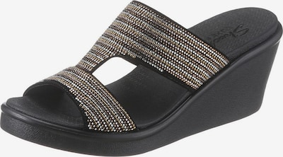 SKECHERS Pantolette 'Rumble On - Bling Gal' in schwarz, Produktansicht