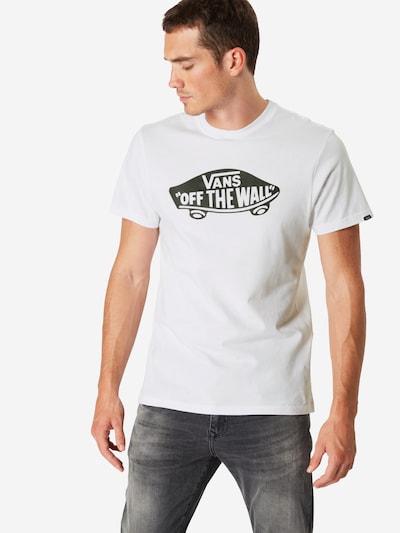 VANS Shirt 'Otw' in anthrazit / weiß: Frontalansicht