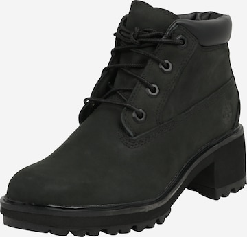 TIMBERLAND Lace-Up Ankle Boots 'Kinsley WP Nellie' in Black