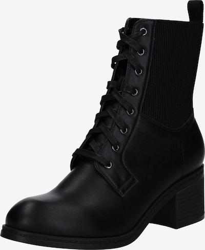 Suvarstomieji kulkšnis dengiantys batai 'Dalia' iš ABOUT YOU , spalva - juoda, Prekių apžvalga
