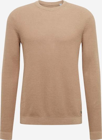 Only & Sons Pullover 'DALTON' in camel, Produktansicht