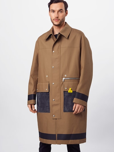 DIESEL Přechodný kabát 'J-ROBERT' - světle hnědá, Model/ka