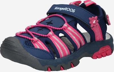 KangaROOS Schuhe 'Sonata' in navy / pink, Produktansicht