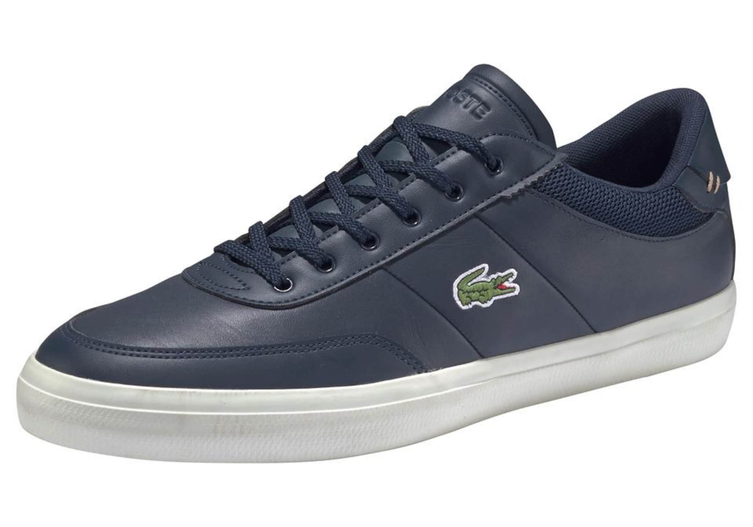 LACOSTE Sneaker COURT-MASTER 118 2 Hohe Qualität