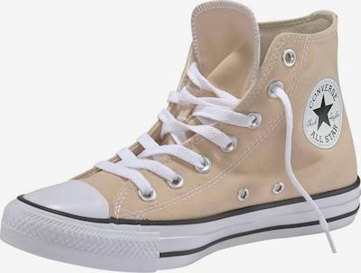 CONVERSE Sneaker 'CTAS Hi' in sand / schwarz / weiß, Produktansicht