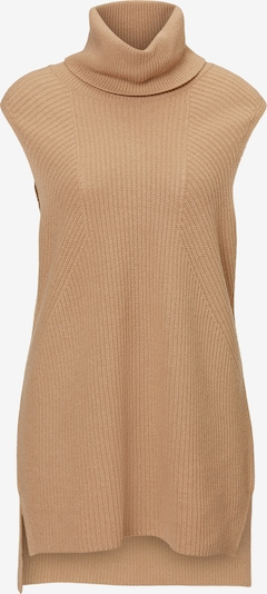 Marc O'Polo Pure Stricktop in camel, Produktansicht