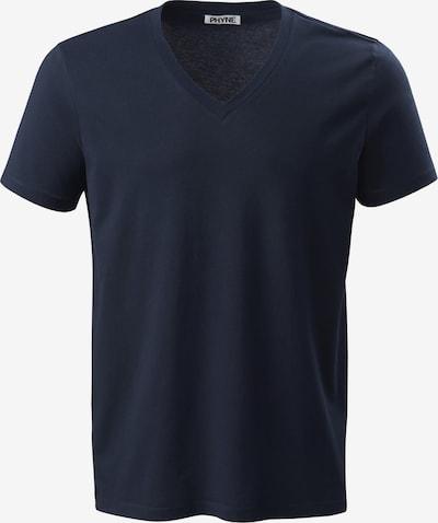 PHYNE T-Shirt in navy, Produktansicht