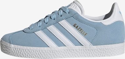 ADIDAS ORIGINALS Sneaker in hellblau / weiß, Produktansicht