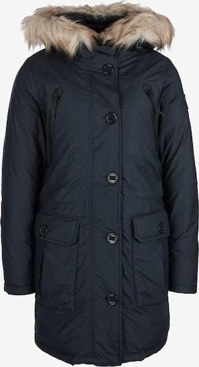 Q/S designed by Zimní kabát - tmavě modrá, Produkt