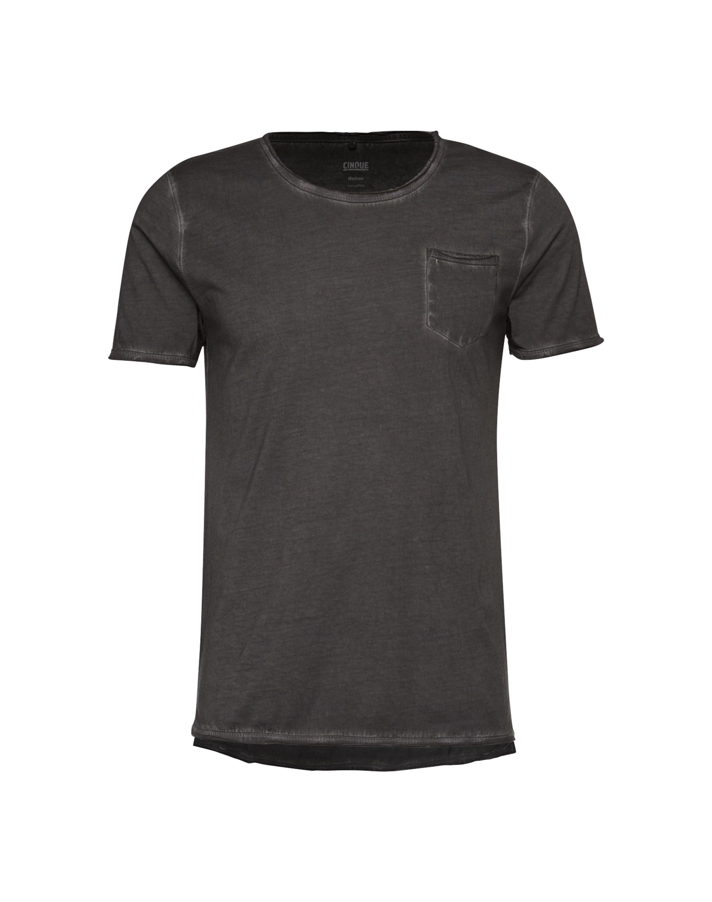 Kostenloser Versand Shop CINQUE T-Shirt mit Brusttasche 'Cirico' Günstig Kaufen Suche uIHpyn