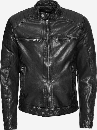 BE EDGY Lederjacke 'BEandy' in schwarz, Produktansicht