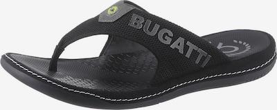 bugatti Žabky 'BRANSON' - černá, Produkt