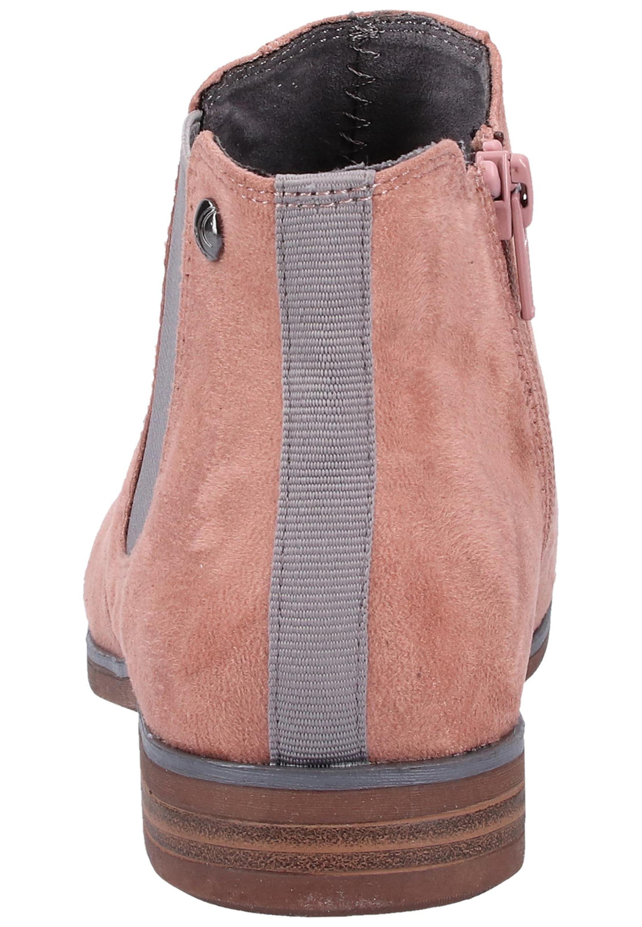 Red Label Chelsea Ancienne GrisRose En S Boots oliver 'chelsea Stiefelette' R35jL4qA