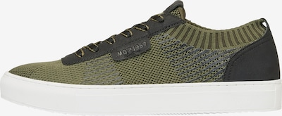 Marc O'Polo Sneaker in khaki / grasgrün / schwarz / weiß, Produktansicht