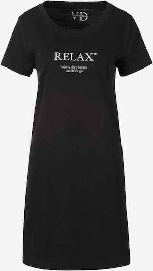 VIVANCE Summer Dress in Black, Item view