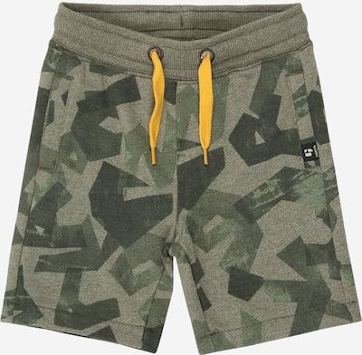 GARCIA Shorts in oliv, Produktansicht