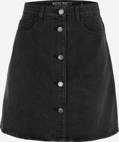 Noisy may Rok 'Sunny' in de kleur Black denim, Productweergave