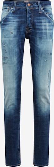 JACK & JONES Jean 'GLENN JJFOX JJ 176' en bleu denim, Vue avec produit