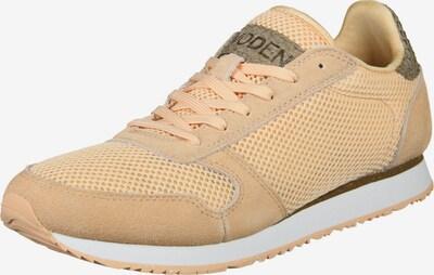 WODEN Sneakers laag 'Ydun Mesh NSC W' in de kleur Beige, Productweergave