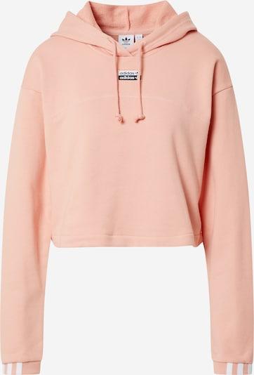 ADIDAS ORIGINALS Sweatshirt in altrosa, Produktansicht