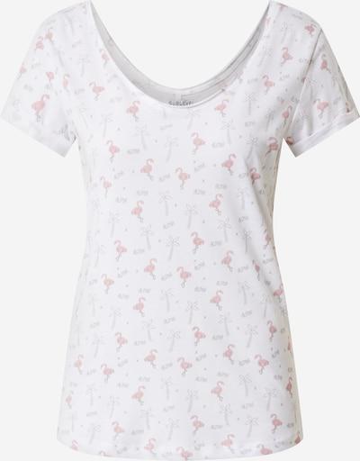 Sublevel Majica | bela barva, Prikaz izdelka