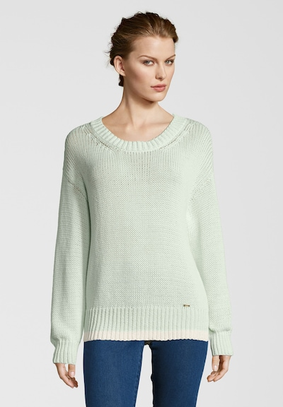 CINQUE Sweater 'Ciselina' in Mint / Pastel pink, Item view