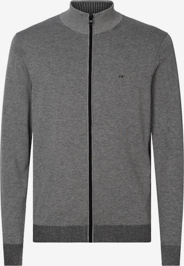 Calvin Klein CARDIGAN in grau, Produktansicht