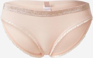 BeckSöndergaard Panty 'Solid Tasmine' in Pink