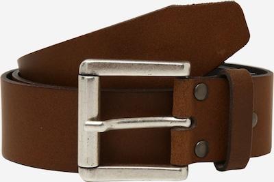 VANZETTI Ledergürtel 4.0cm in braun, Produktansicht