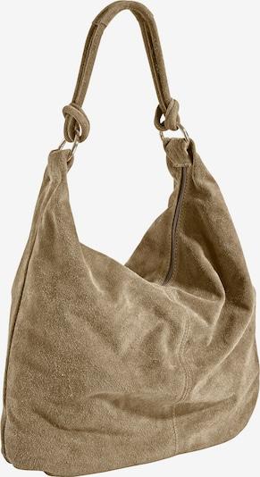 heine Tasche in sand, Produktansicht
