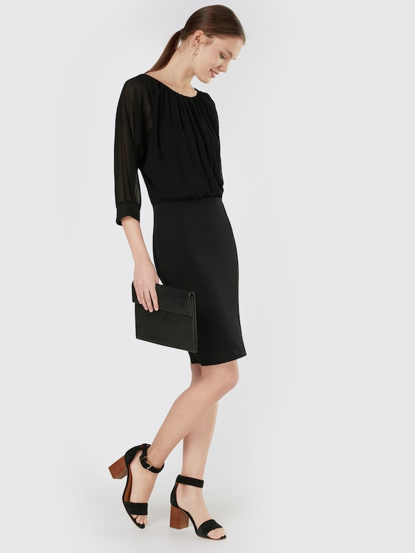 Esprit Collection Lockeres Cocktailkleid