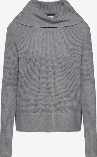EDC BY ESPRIT Pullover in grau / mischfarben, Produktansicht
