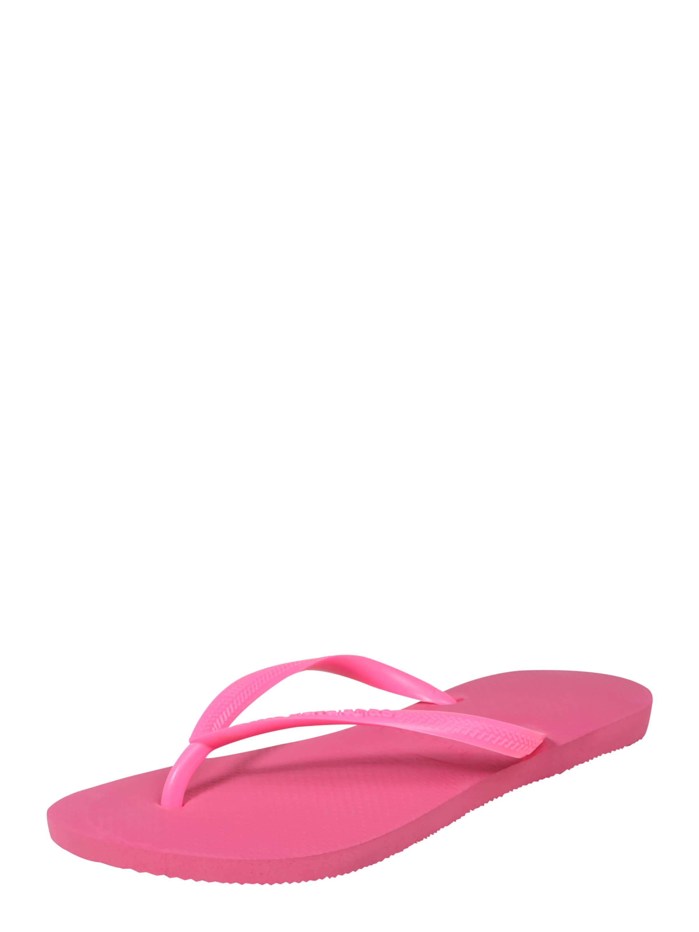HAVAIANAS Badepantolette mit Zehensteg Günstige und langlebige Schuhe