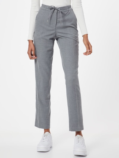 BRAX Chino hlače 'MAREEN' | siva barva: Frontalni pogled