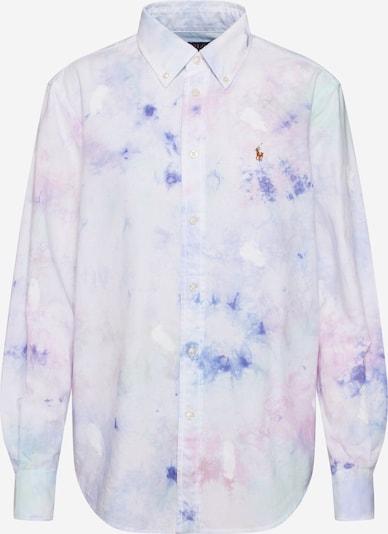POLO RALPH LAUREN Blūze lillā / rozā / balts, Preces skats