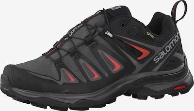 SALOMON Chaussure basse 'X Ultra 3 GTX' en rouge / noir, Vue avec produit