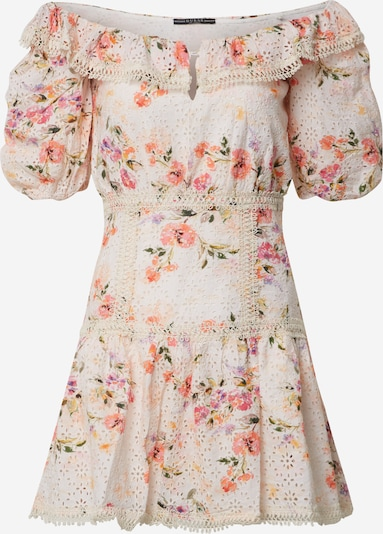 GUESS Kleid in mischfarben, Produktansicht