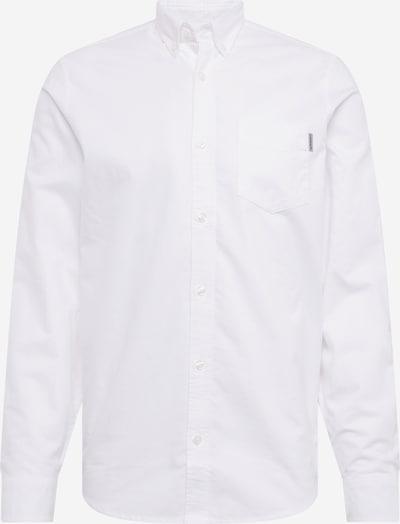 Carhartt WIP Hemd 'L/S Button Down Pocket' in weiß, Produktansicht