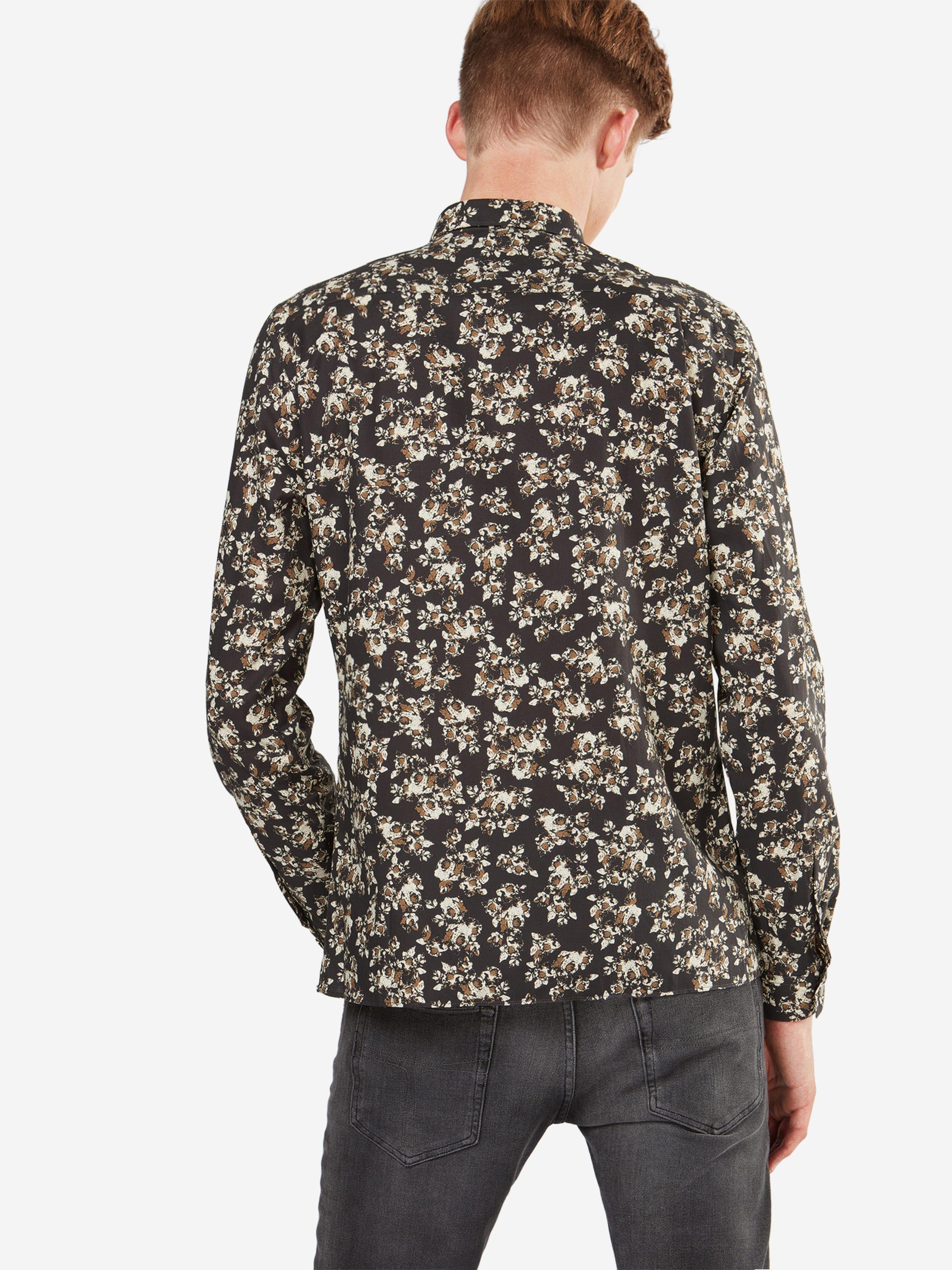 Sehr Günstig Online The Kooples Slim-Fit-Hemd Erschwinglicher Günstiger Preis Ve03sf1h