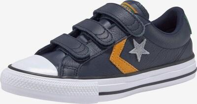 CONVERSE Sneaker 'Star Player' in navy / orange / weiß, Produktansicht