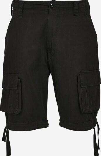 Brandit Cargoshorts in schwarz, Produktansicht